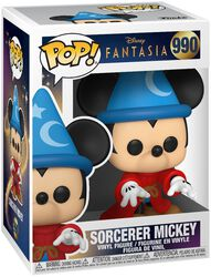 Fantasia - Sorcerer Mickey Vinyl Figure 990 (figuuri)
