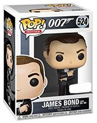 James Bond (Sean Connery) In Dr.No Vinyl Figure 524 (figuuri)