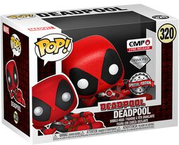 Deadpool (Glitter Diamond Edition) Vinyl Figure 320 (figuuri)