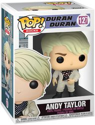 Andy Taylor Rocks Vinyl Figur 127