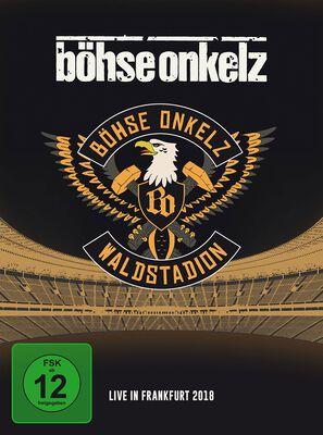 Waldstadion - Live in Frankfurt 2018