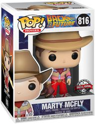 Marty McFly Vinyl Figure 816 (figuuri)