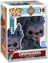 Chupacabra (Funko Shop Europe) Vinyl Figure 19 (figuuri)