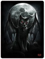 Vamp Cat fleeceviltti
