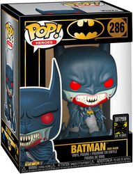 80th - Batman Red Rain Vinyl Figure 286 (figuuri)
