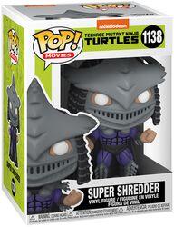 2 - Super Shredder Vinyl Figure 1138 (figuuri)