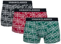 Christmas Norwegian Boxer 3-Pack