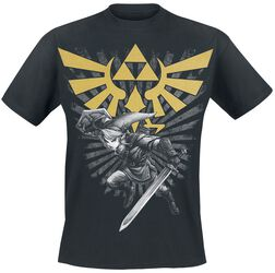 Wingcrest - Triforce - Link