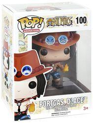 Portgas D. Ace Vinyl Figure 100 (figuuri)