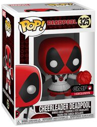 Cheerleader Deadpool Vinyl Figure 325 (figuuri)