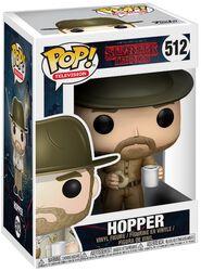 Hopper with Donut (Chase-mahdollisuus) Vinyl Figure 512 (figuuri)