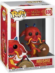 Mushu with Gong Vinyl Figure 630 (figuuri)