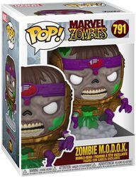 Zombies - Zombie Modok Vinyl Figure 791 (figuuri)
