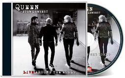 + Adam Lambert - Live around the world