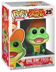 Dig em Frog (Ad Icons) Vinyl Figure 25 (figuuri)