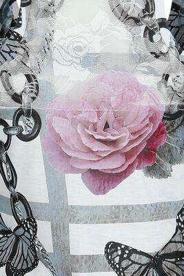 Kimora Lace Panel Vest