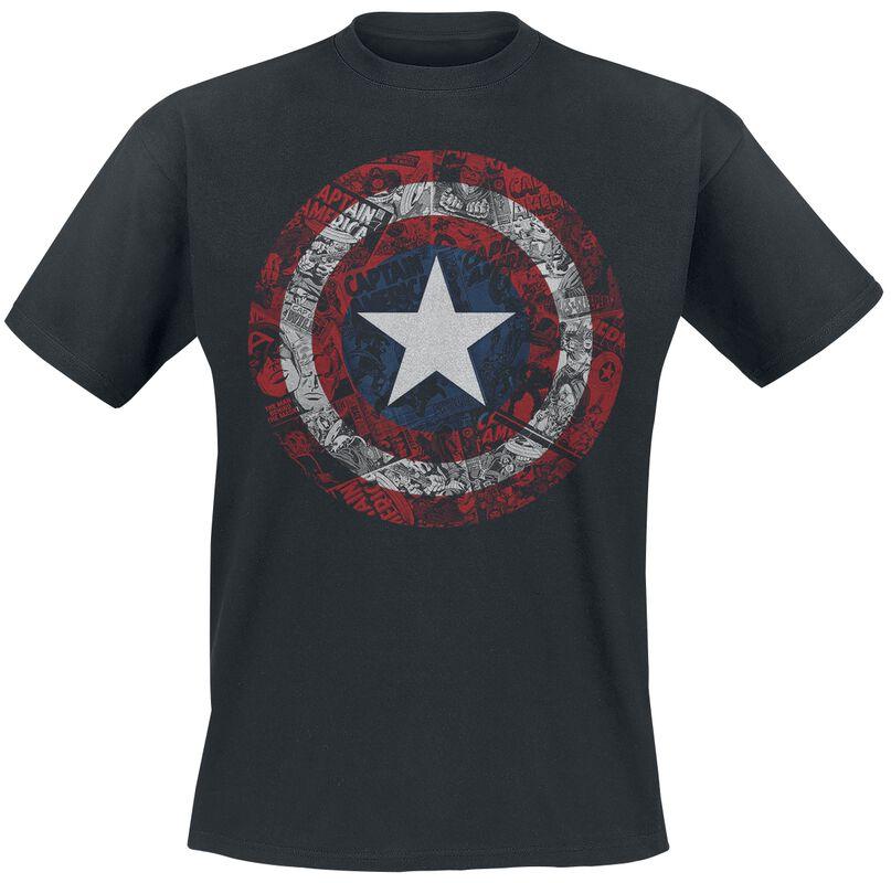Comic Shield