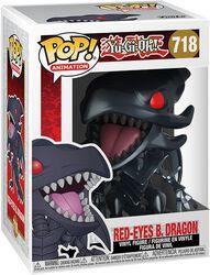 Red-Eyes Black Dragon Vinyl Figure 718 (figuuri)