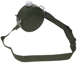 Taskumatti Canteen With Shoulder Strap