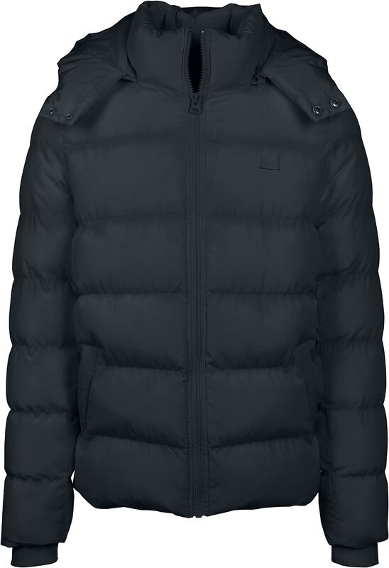 Hooded Puffer Jacket toppatakki