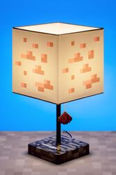 Minecraft - lamppu