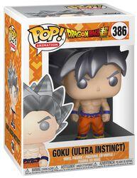 Super - Goku (Ultra Instinct) Vinyl Figure 386 (figuuri)