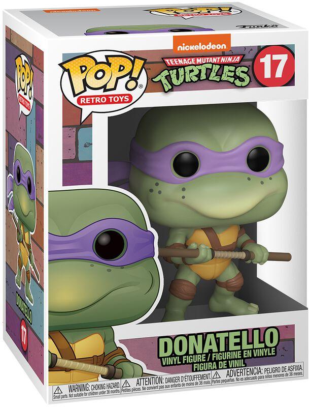 Donatello Vinyl Figure 17 (figuuri)