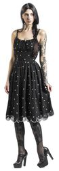 Dotty Polka Dot Flared Dress