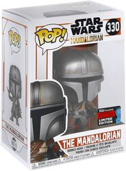 NYCC 2019 - The Mandalorian (Funko Shop Europe) Vinyl Figure 330 (figuuri)
