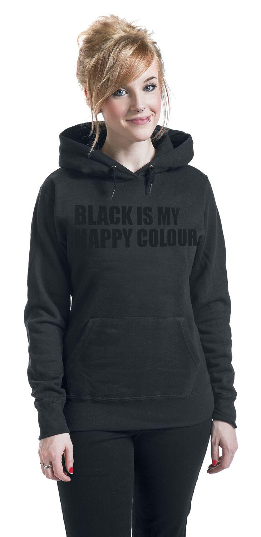 black is my happy colour huppari emp. Black Bedroom Furniture Sets. Home Design Ideas
