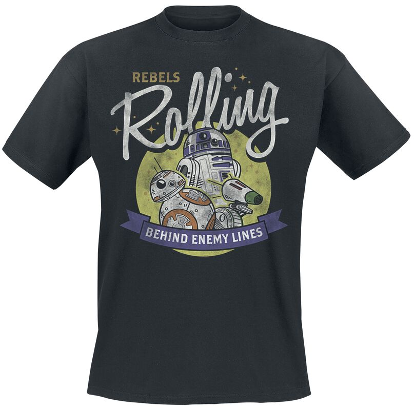 Episode 9 - The Rise of Skywalker - Rebels Rolling