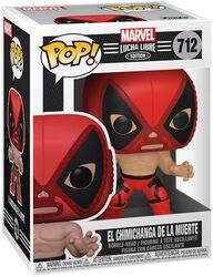 El Chimichanga De La Muerte - Marvel Luchadores - Vinyl Figure 712 (figuuri)