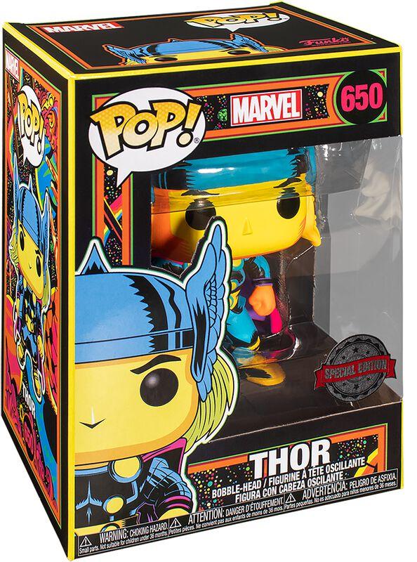 Black Light - Thor Vinyl Figure 650 (figuuri)