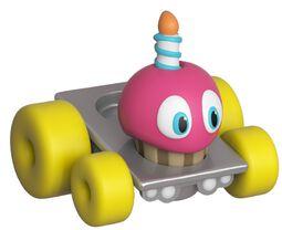 Super Racers  - Cupcake Vinyl Figure (figuuri)