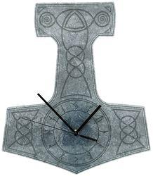 Akryylinen Seinäkello Thor's Hammer