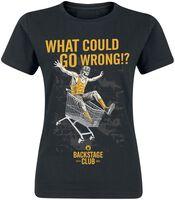 BSC naisten T-paita - 05/2021