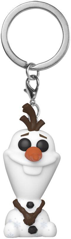 2 - Olaf Pocket Pop! Keychain