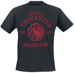 House Targaryen - Dragonstone - Fire And Blood