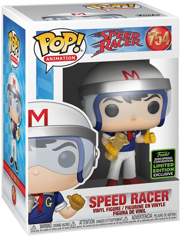 Speed Racer ECCC 2020 - Speed Racer with Trophy Vinyl Figure 754 (figuuri)
