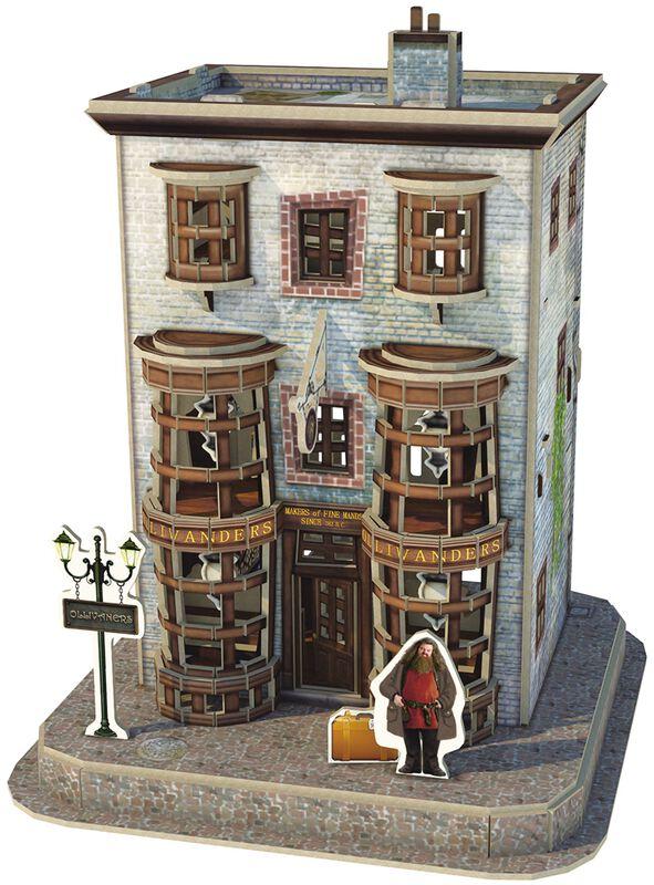 Diagon Alley - Ollivanders Wand Shop (3D-palapeli)