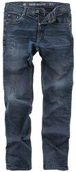 Slim Fit Jeans Ash Blue