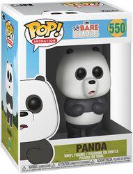 Panda Vinyl Figure 550 (figuuri)