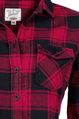 Amy Flannel Checkshirt ruutupaita