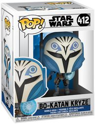 Clone Wars - Bo-Katan Kryze Vinyl Figure 412 (figuuri)