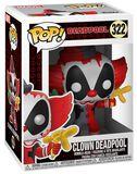 Clown Deadpool Vinyl Figure 322 (figuuri)