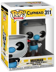 Mugman Vinyl Figure 311 (figuuri)