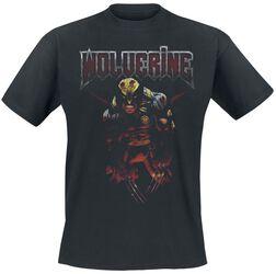 Wolverine - Battle Damaged
