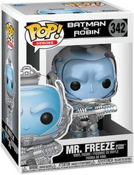 Batman and Robin - Mr. Freeze Vinyl Figure 342 (figuuri)