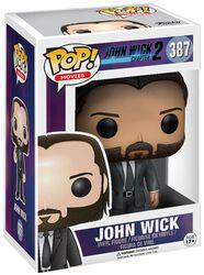 John Wick John Wick (Chase-mahdollisuus) Vinyl Figure 387 (figuuri)
