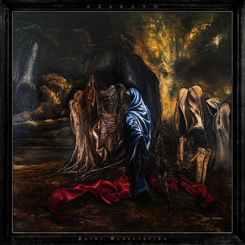 Saint desecration